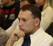 Денис Тихонов и Татьяна Лапаева на встрече с тульскими предпринимателями, Фото: 7