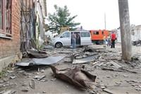 Последствия урагана в Ефремове., Фото: 8