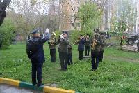 У домов тульских ветеранов прошли парады, Фото: 14