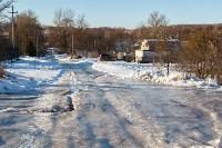 В поселке Барсуки по улицам текут нечистоты, Фото: 11