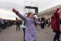 Танцевальный фестиваль на площади Ленина. 13.09.2015, Фото: 69