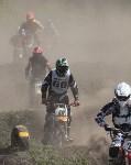 Юные мотоциклисты соревновались в мотокроссе в Новомосковске, Фото: 50