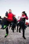 Физкультминутка на площади Ленина. 27.12.2014, Фото: 41
