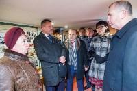 Открытие экспозиции в бронепоезде, 8.12.2015, Фото: 38
