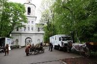 Съёмки фильма «Анна Каренина» в Богородицке, Фото: 2