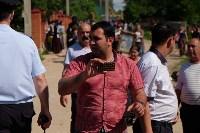 В Плеханово начали сносить дома в цыганском таборе, Фото: 112