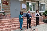открытие мемориальной доски в Суворове, Фото: 8