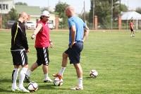 Тренировка «Арсенала» на стадионе «Желдормаш», Фото: 6