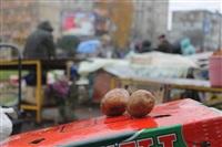 Стихийный рынок на ул. Пузакова, Фото: 14