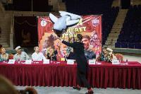 Пресс-конференция в Тульском цирке, Фото: 7