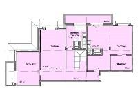Квартира 216 м2, мансарда, Фото: 2