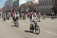 В семейном велопараде приняли участие сотни туляков , Фото: 45