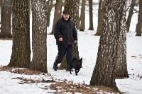 В Центральном парке прошёл рейд по выявлению нарушений выгула собак, Фото: 6