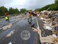 Жуткое ДТП на трассе под Тулой, Фото: 11