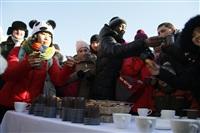День студента в Центральном парке 25/01/2014, Фото: 29
