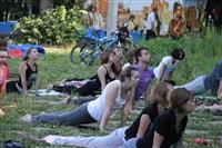 Йога в Центральном парке, Фото: 2