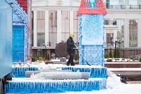 Праздничное оформление площади Ленина. Декабрь 2014., Фото: 7