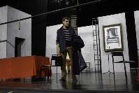 Репетиция в Тульском академическом театре драмы, Фото: 49