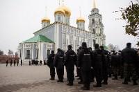 Митинг сотрудников ОВД в Тульском кремле, Фото: 70