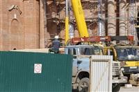 Реконструкция Тульского кремля. 11 марта 2014, Фото: 33