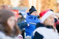 Физкультминутка на площади Ленина. 27.12.2014, Фото: 54