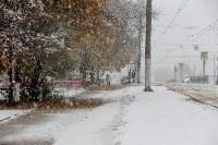 Первый снег в Туле, Фото: 5