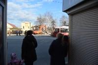 Снос аварийного дома на улице Октябрьской, Фото: 55