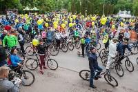 В Туле прошел большой велопарад, Фото: 48