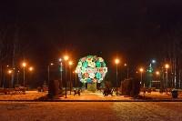 Украшение парка к Новому году, 15.12.2015 , Фото: 1
