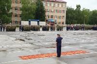 Дмитрий Глушенков простился со знаменем дивизии, Фото: 6