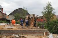 Снос домов в Плеханово. 29 июня 2016, Фото: 7