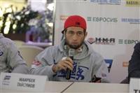 Бойцы М-1 провели открытую пресс-конференцию и встретились с фанатами, Фото: 30