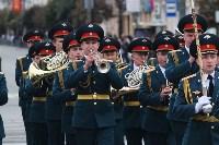 По праздничной Туле прошли духовые оркестры, Фото: 7