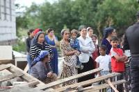 Демонтаж незаконных цыганских домов в Плеханово и Хрущево, Фото: 22