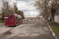 Конкурс водителей троллейбусов, Фото: 86