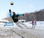III ежегодный турнир по пляжному волейболу на снегу., Фото: 26