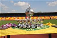 Товарищеский матч ветеранов футбольных клубов «Арсенал» и «Калуга», Фото: 1
