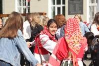 В Туле прошел ежегодный парад студентов, Фото: 51