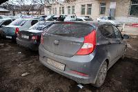 Рейд по парковкам на газонах, Фото: 16