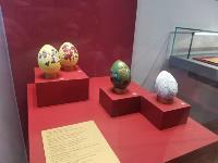 В Туле открылась выставка старинных фарфоровых пасхальных яиц, Фото: 13