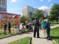 Встреча с жителями по вопросу благоустройства Молодежного бульвара , Фото: 7