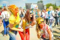 В Туле прошел фестиваль красок и летнего настроения, Фото: 137