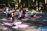 Йога в Центральном парке, Фото: 9