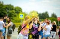 В Туле прошел фестиваль красок и летнего настроения, Фото: 11