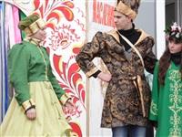 Масленичные гулянья в Плавске, Фото: 46