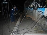 Авария в Пролетарском районе вечером 3 октября, Фото: 9