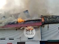 Пожар в Щекино, Фото: 26