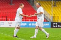 Игра легенд российского и тульского футбола, Фото: 86