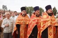 Вручение медали Груздеву митрополитом. 28.07.2015, Фото: 55