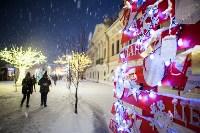 Вечерний снегопад в Туле, Фото: 29